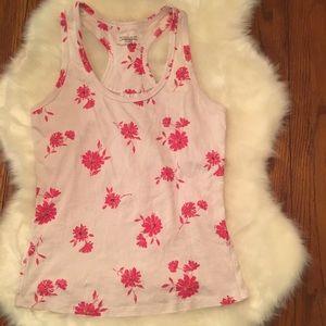 Victoria's Secret Floral Tank Top